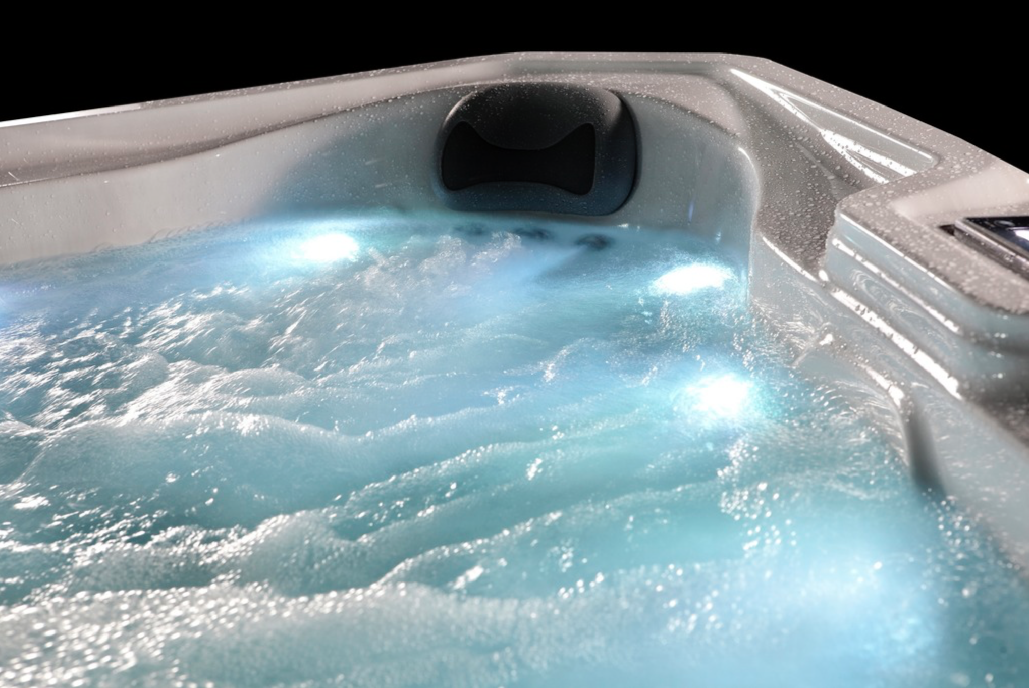 Platinum Spas Jets and Lights