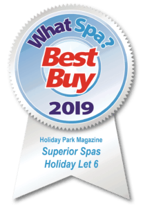 WhatSpa HP Best Buy Award 2019 Superior Spas Holiday Let 6 (web)
