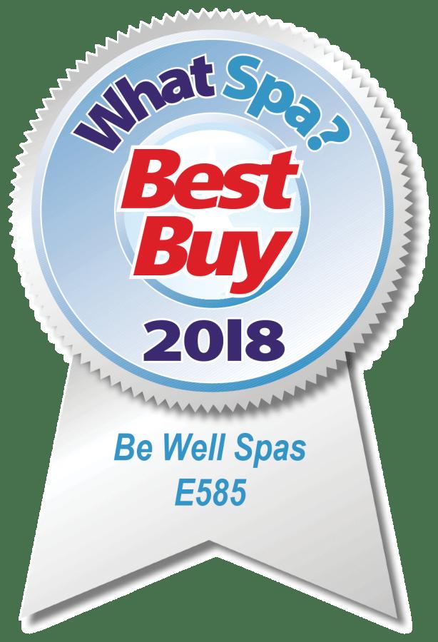 What Spa Award 2018 - E585