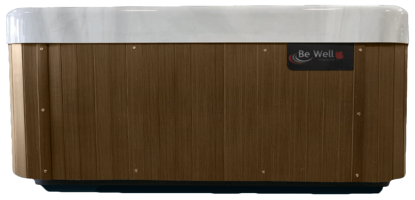 Be Well O747 Deluxe Hot Tub Sides Brown