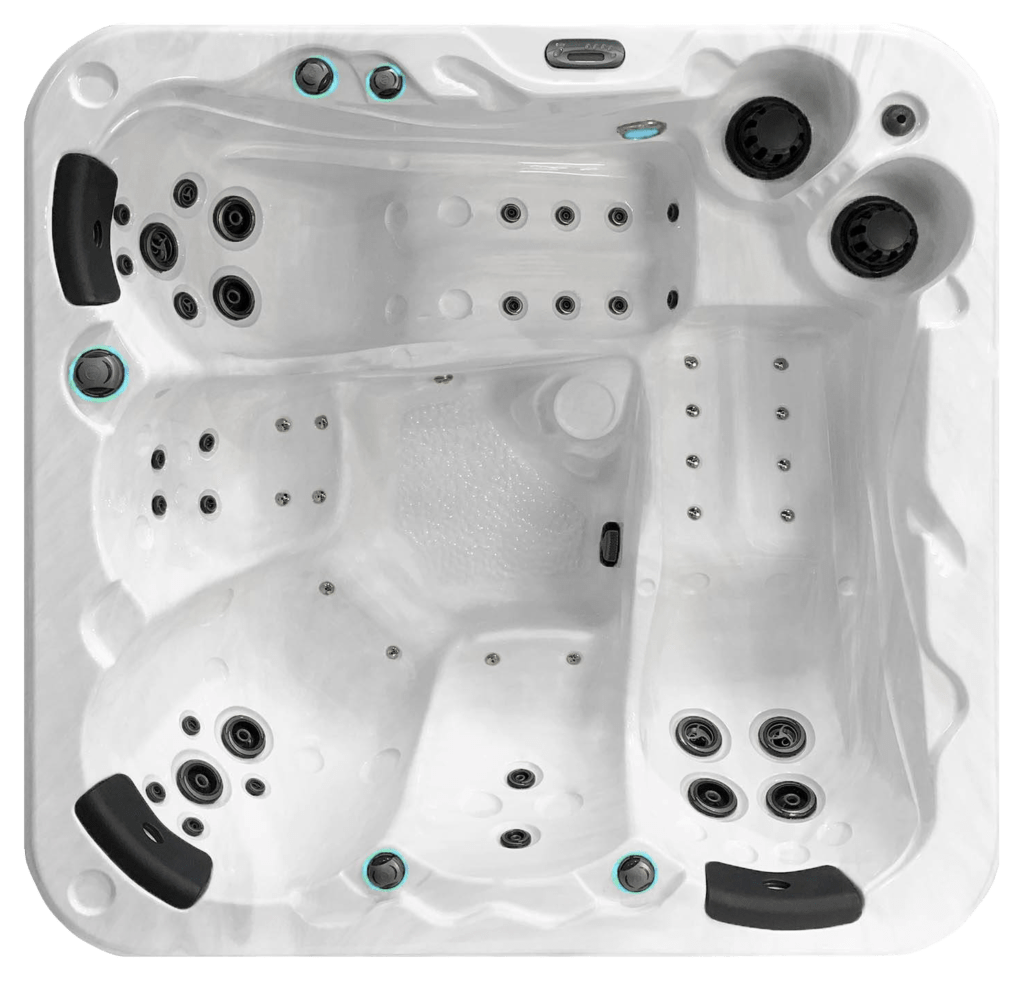 Be Well O547 Deluxe Hot Tub