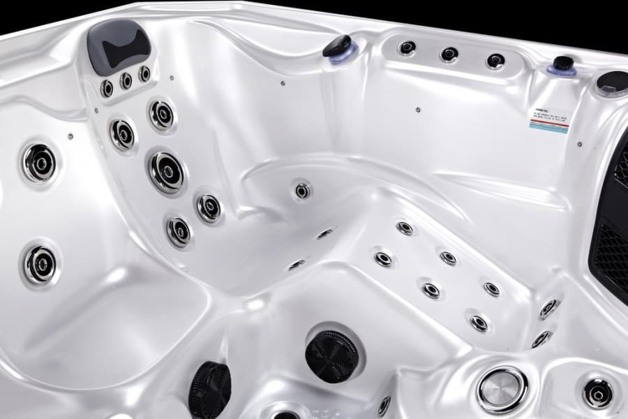 Jacuzzi Balboa 2 Places.Platinum Spas Barcelona Hot Tub 5 Person Hot Tub 5