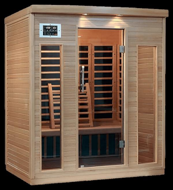 Superior Saunas Oriana Sauna