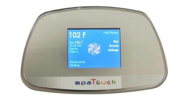 Balboa Spa Touch Control Panel