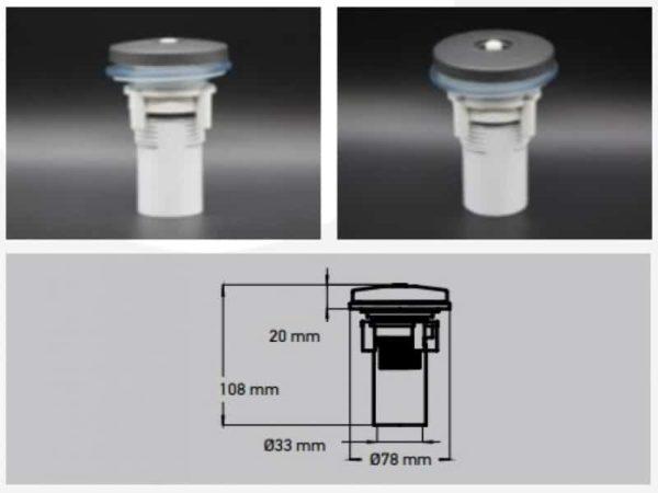 Air Regulator - LED Light House