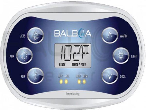 Balboa TP600 Control Panel