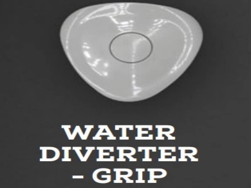 Water Diverter Grip