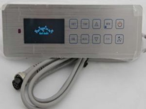 GD 7005 Control Panel