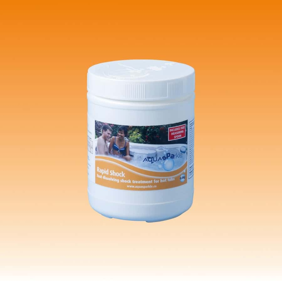AquaSparkle Rapid Shock (Chlorine) 500g
