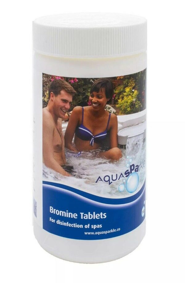 Bromine Tablets for hot tub