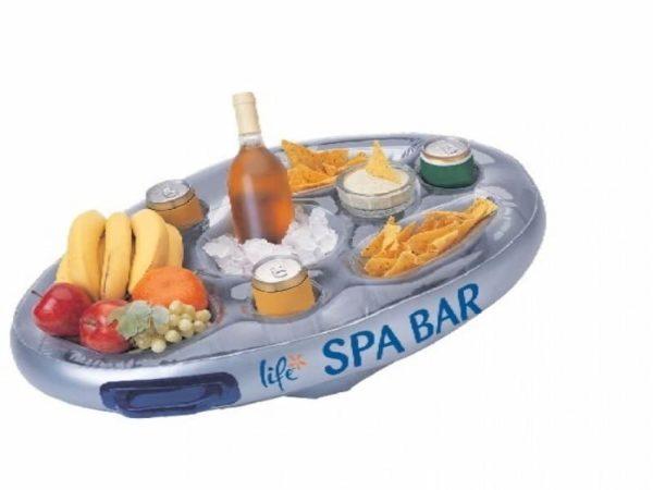 Floating Spa Bar
