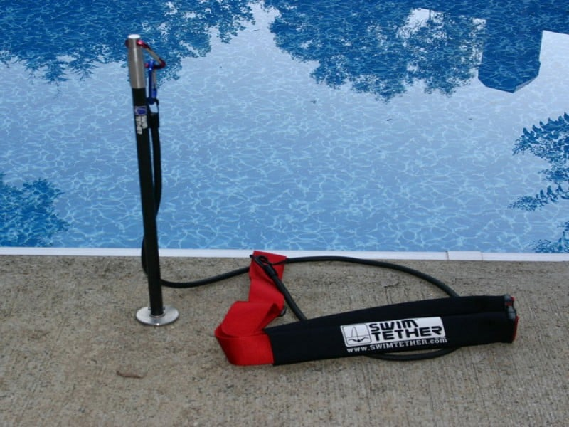 Swim Spa Tether