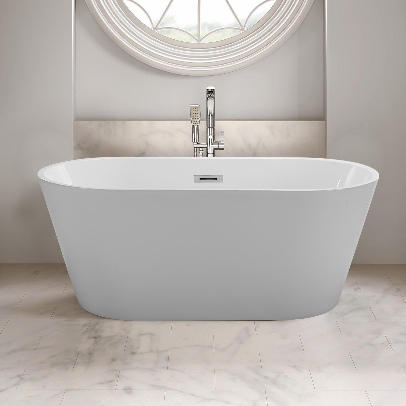 Miamispas Co Uk Marseille Freestanding Bath
